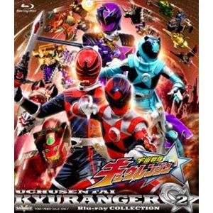 スーパー戦隊シリーズ 宇宙戦隊キュウレンジャー Blu-ray COLLECTION 2 [Blu-ray]|dss