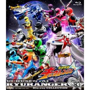 スーパー戦隊シリーズ 宇宙戦隊キュウレンジャー Blu-ray COLLECTION 3 [Blu-ray]|dss