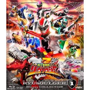 スーパー戦隊シリーズ 騎士竜戦隊リュウソウジャー Blu-ray COLLECTION1 [Blu-ray]|dss
