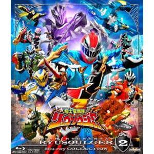 スーパー戦隊シリーズ 騎士竜戦隊リュウソウジャー Blu-ray COLLECTION2 [Blu-ray]|dss