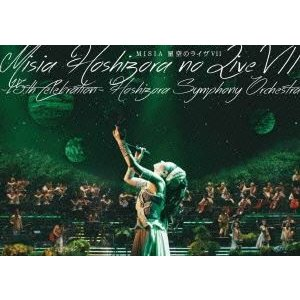 MISIA/MISIA 星空のライヴVII -15th Celebration- Hoshizora Symphony Orchestra(通常盤) [DVD]|dss