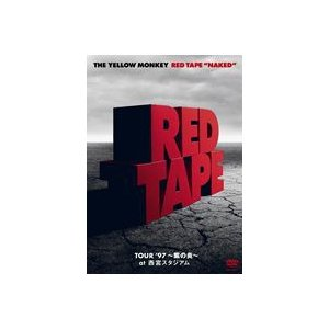 """THE YELLOW MONKEY/RED TAPE """"NAKED"""" -TOUR '97 〜紫の炎〜 at 西宮スタジアム [DVD]