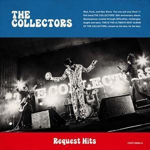 THE COLLECTORS / Request Hits [CD]|dss