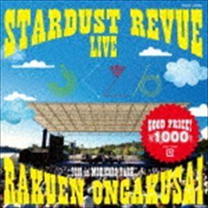 スターダスト☆レビュー / STARDUST REVUE 楽園音楽祭 2018 in モリコロパーク [CD]|dss