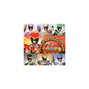 獣電戦隊キョウリュウジャー キャラクターソングアルバム [CD]|dss