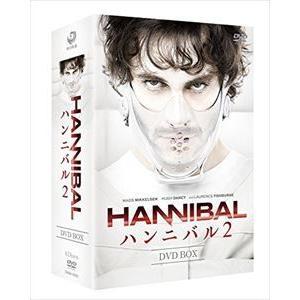 HANNIBAL/ハンニバル2 DVD-BOX [DVD] dss