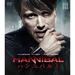HANNIBAL/ハンニバル コンパクトDVD-BOX シーズン3 [DVD] dss