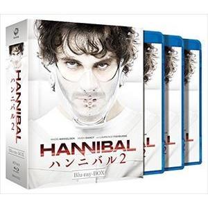 HANNIBAL/ハンニバル2 Blu-ray BOX [Blu-ray] dss