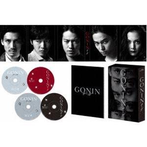 GONINサーガ ディレクターズ・ロングバージョン Blu-ray BOX [Blu-ray]|dss