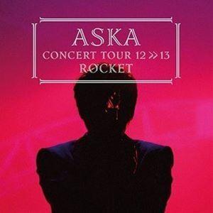 ASKA CONCERT TOUR 12>>13 ROCKET [Blu-ray]|dss