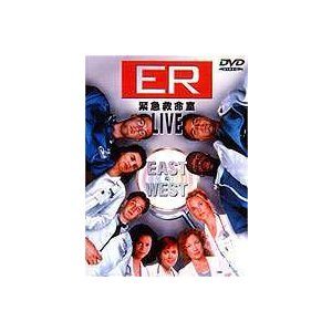 ER 緊急救命室 LIVE EAST&WEST [DVD]|dss