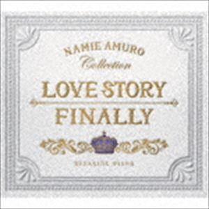 Love Story・Finally リラクシング・ピアノ 安室奈美恵コレクション [CD]|dss
