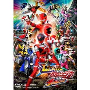 ルパンレンジャーVSパトレンジャーVSキュウレンジャー 通常版 [DVD]|dss