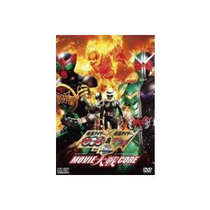 仮面ライダー×仮面ライダーOOO(オーズ)&W(ダブル) feat.スカル MOVIE大戦CORE [DVD]|dss