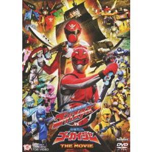 特命戦隊ゴーバスターズVS海賊戦隊ゴーカイジャー THE MOVIE [DVD]|dss