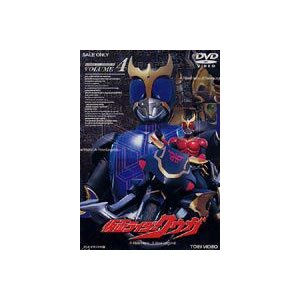 仮面ライダー クウガ Vol.4 [DVD]|dss