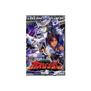 百獣戦隊ガオレンジャー Vol.6 [DVD]|dss
