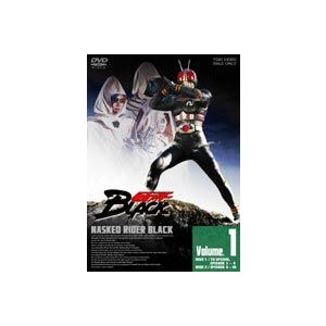 仮面ライダー BLACK VOL.1 [DVD]|dss