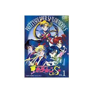 美少女戦士セーラームーンS VOL.1 [DVD]|dss