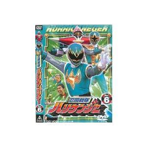 忍風戦隊ハリケンジャー VOL.6 [DVD] dss