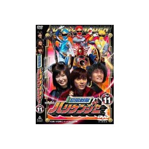 忍風戦隊ハリケンジャー VOL.11 [DVD] dss