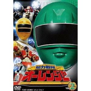 超力戦隊オーレンジャー VOL.2 [DVD]|dss