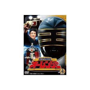 超力戦隊オーレンジャー VOL.4 [DVD]|dss
