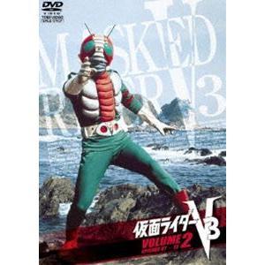仮面ライダー V3 VOL.2 [DVD]|dss