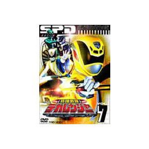 特捜戦隊デカレンジャー VOL.7 [DVD]|dss