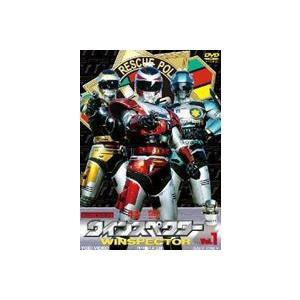 特警ウインスペクター Vol.1 [DVD] dss