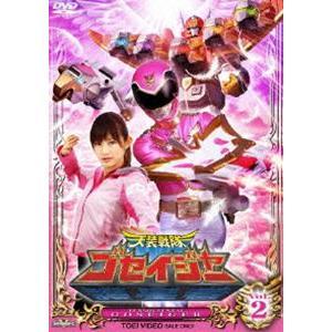 天装戦隊ゴセイジャー Vol.2 [DVD]|dss