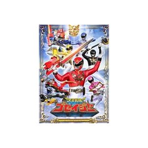 天装戦隊ゴセイジャー Vol.6 [DVD]|dss