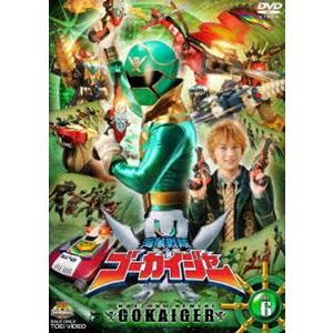 海賊戦隊ゴーカイジャー VOL.6 [DVD] dss