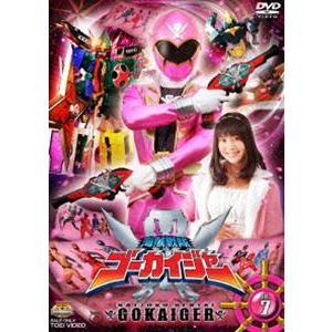 海賊戦隊ゴーカイジャー VOL.7 [DVD] dss