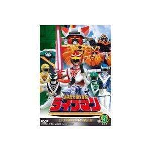 超獣戦隊ライブマン VOL.5 [DVD] dss