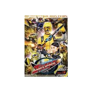 特命戦隊ゴーバスターズ VOL.3 [DVD]|dss