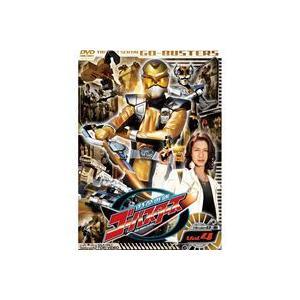 特命戦隊ゴーバスターズ VOL.4 [DVD]|dss