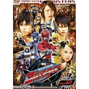 特命戦隊ゴーバスターズ VOL.12 [DVD]|dss
