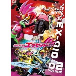 仮面ライダーエグゼイド VOL.2 [DVD] dss