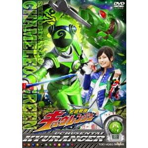 スーパー戦隊シリーズ 宇宙戦隊キュウレンジャー VOL.7 [DVD]|dss