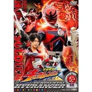 スーパー戦隊シリーズ 宇宙戦隊キュウレンジャー VOL.12 [DVD]|dss