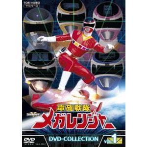 電磁戦隊メガレンジャー DVD-COLLECTION VOL.1 [DVD] dss