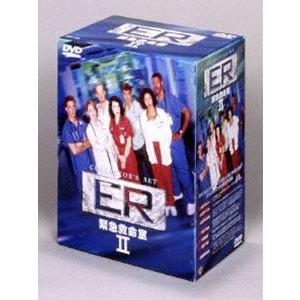ER 緊急救命室〜セカンド/アンコールDVDコレクターズセット [DVD]|dss