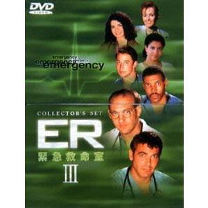 ER 緊急救命室〜サード/アンコールDVDコレクターズセット [DVD]|dss