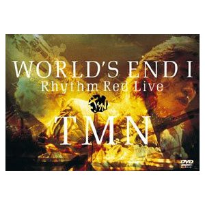 TM NETWORK/WORLD'S END Rhythm Red Live [DVD]|dss