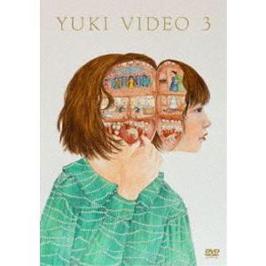 YUKI/ユキビデオ3 [DVD]|dss