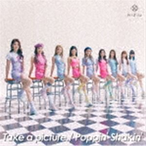 NiziU / Take a picture/Poppin' Shakin'(初回生産限定盤A/CD+DVD) [CD]|dss