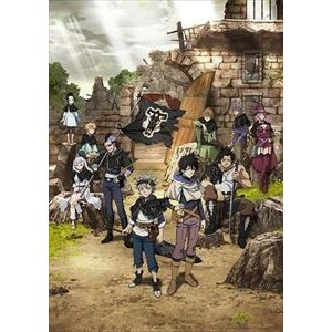 ブラッククローバー Chapter II(DVD) [DVD] dss