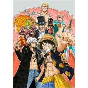 """ONE PIECE Log Collection""""DOFLAMINGO"""" [DVD]
