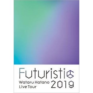 羽多野渉/Wataru Hatano LIVE Tour 2019 -Futuristic- Live DVD [DVD]|dss